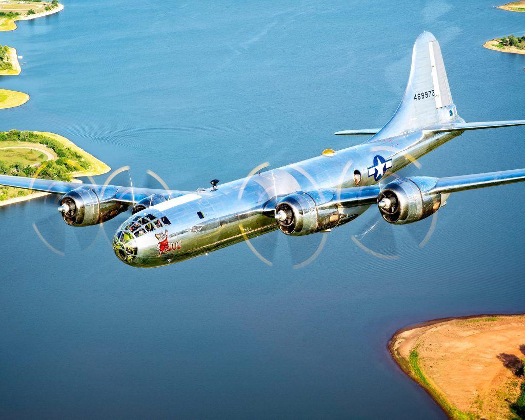 Doc - B-29 Superfortress